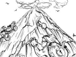 Умный в гору ....