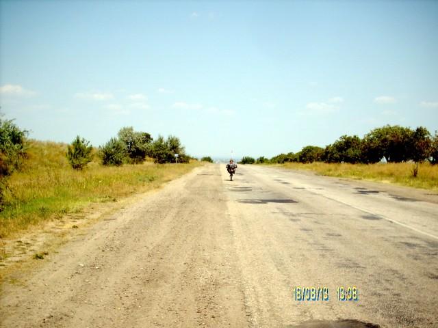 Игорь покорил очередной холм Фото А. Ганшина