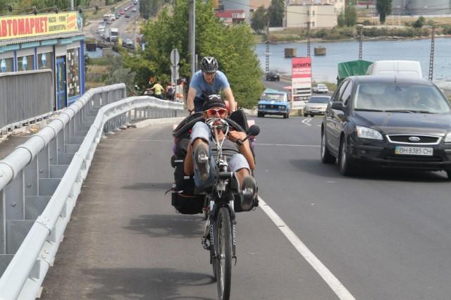Выезд из Одессы фото С.Матушкина