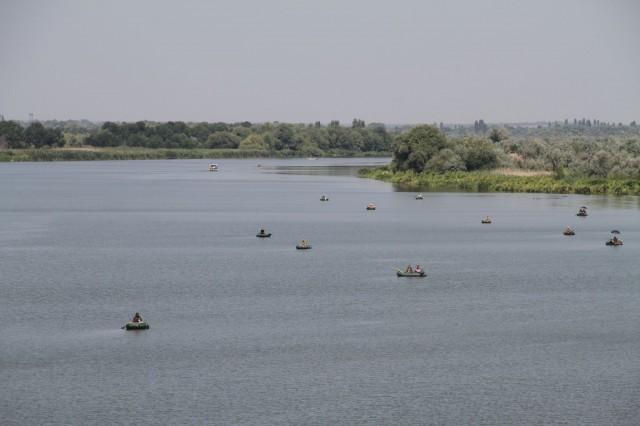 Лодки на Днестре фото С.Матушкина