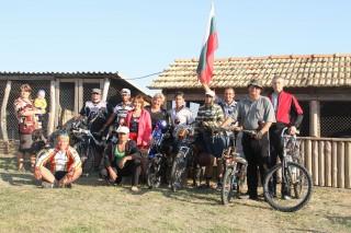 Прощание на болгарском дворике фото С.Матушкина