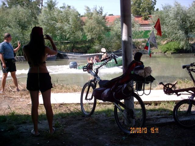 Канал в Вилково Фото: Алексей