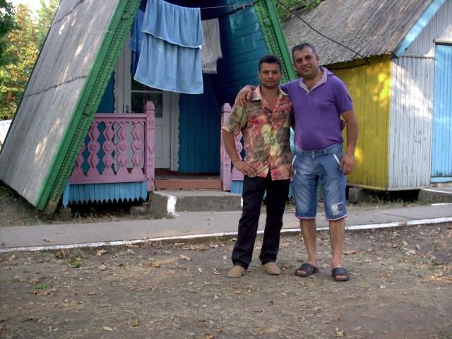 Пётр и Виталий фото: Алексей Ганшин