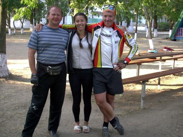 Игорь, Карина и Сергей (Соло) фото: Алексей Ганшин