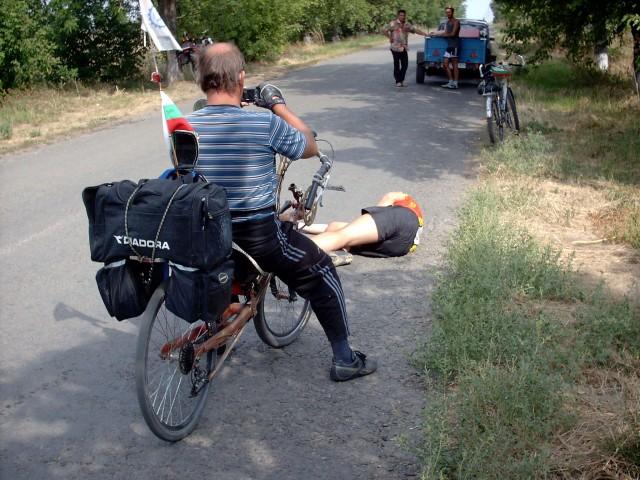 Соло устал... фото: Алексей Ганшин