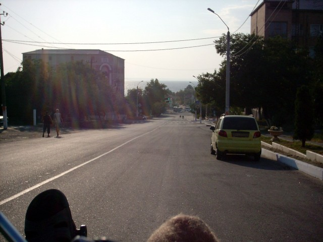 Спуск в Овидиополе фото: Алексей Ганшин