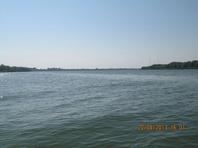 Румынский берег вдали фото: Игорь