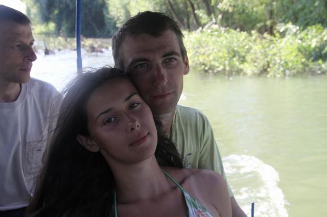 Карина и Алексей Фото: Борис
