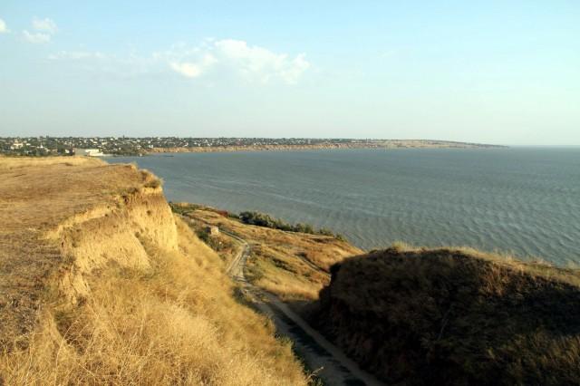 Вид с берега фото :Соло