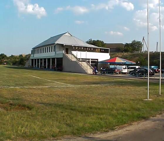 Спортивный комплекс села Кулевча