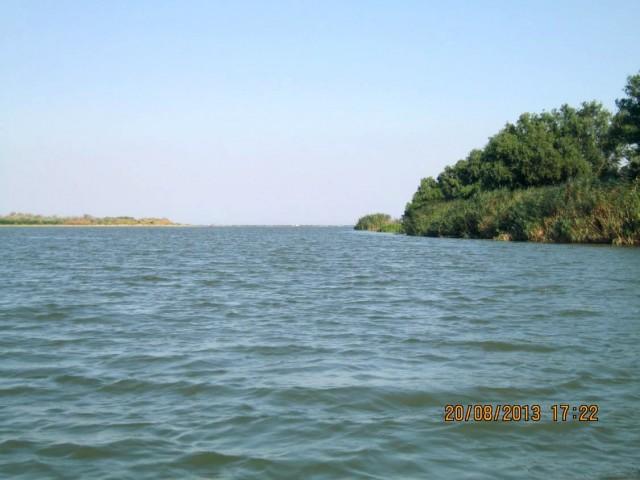 Там, впереди - Черное море!