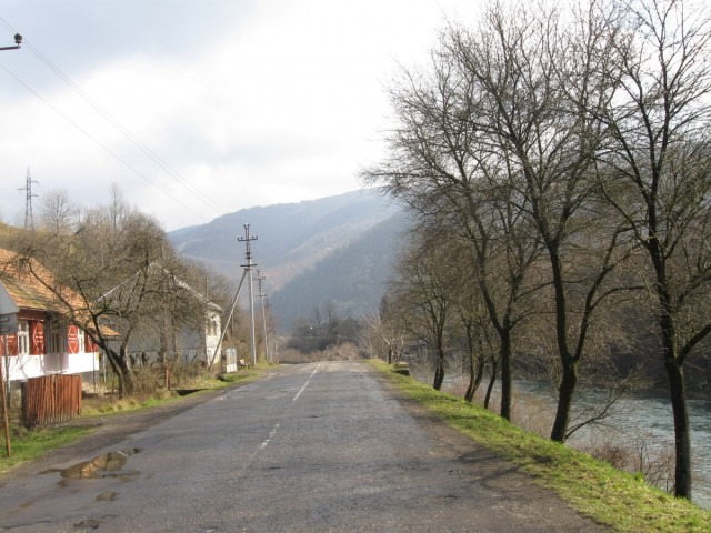 сільська дорога
