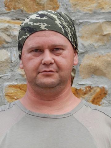 Игорь Галанін (с. Славянське АР Крим)