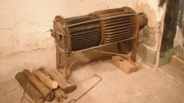 Піч з електродвигунів