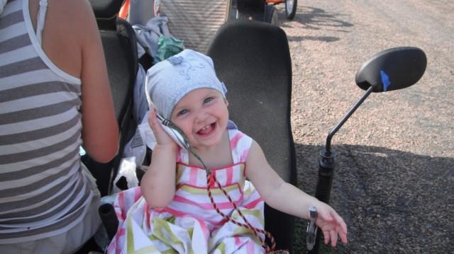 Віка знайшла мамин телефон