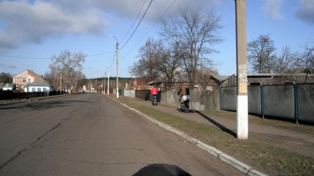 Чигиринські велосипедисти