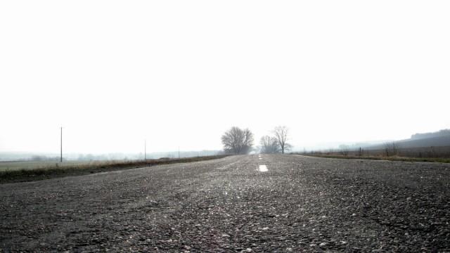 Дорога на тестовому відрізку