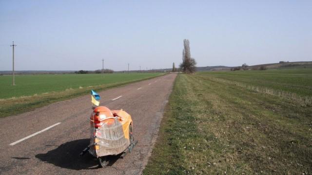 На сільській дорозі