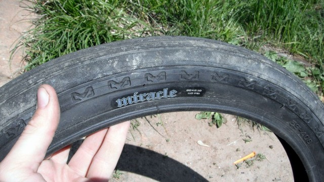 Maxxis Miracle