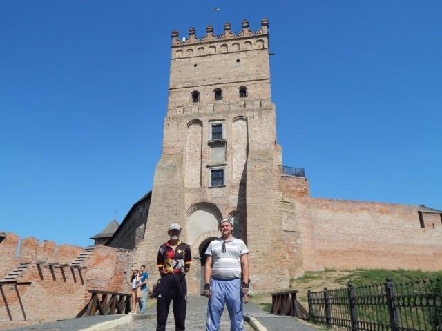 Замок Любарта.