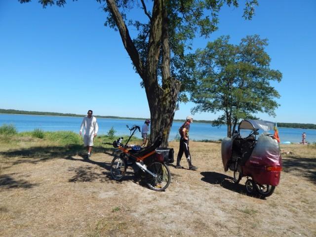 Озеро Згорани.