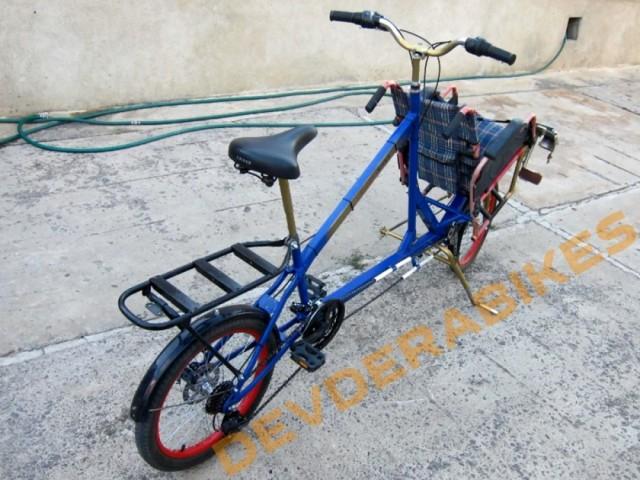 Велосипед Воля