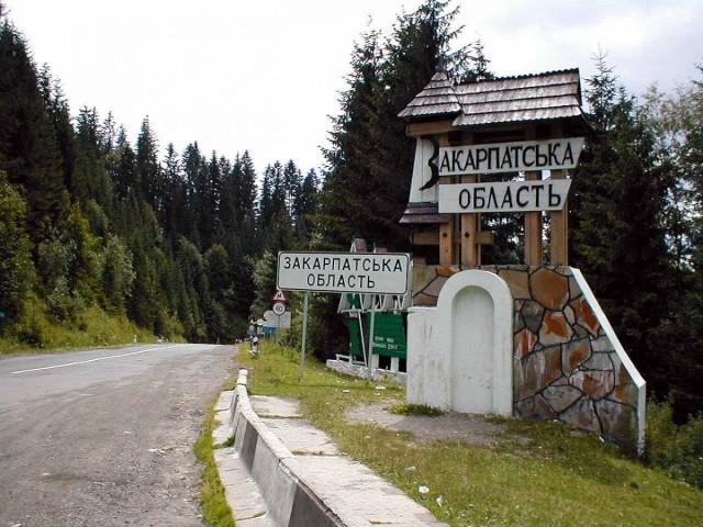 Zakarpatska-Oblast