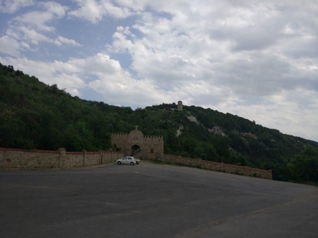 Ворота Лядівського скельного храму