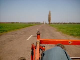Дорога на Медведовку
