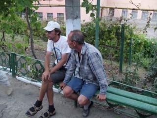 Алексей Ганшин и Александр Кальницкий