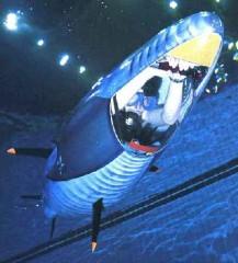 Педальная подводная лодка