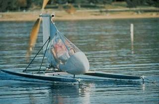 """""""Декавитатор"""" - самый быстрый аппарат для движения по воде."""